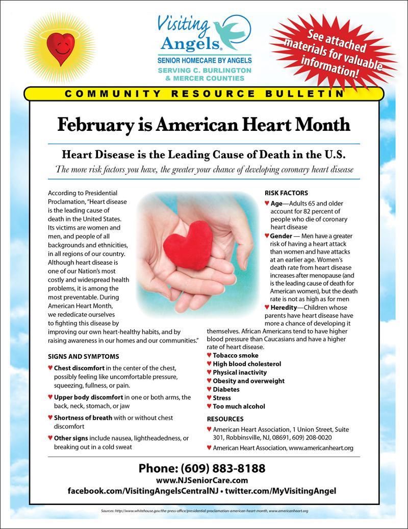 Feb Heart Month