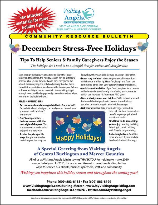 December Community Resource Bulletin