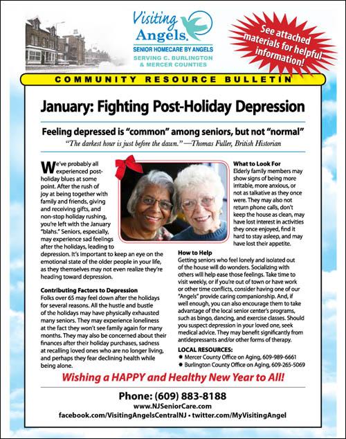January: Beating Post-Holiday Blues