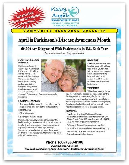 Parkinson's Disease Month