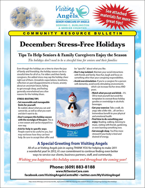 Community Resource Bulletin Dec.