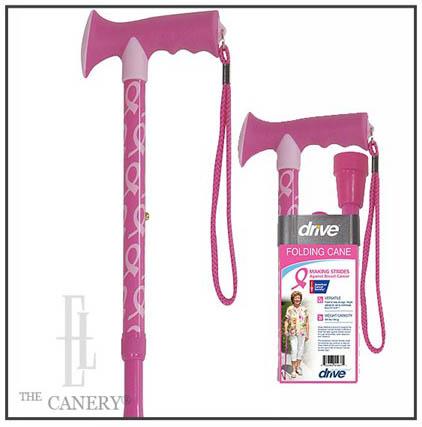 Pink cane