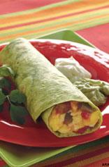 Egg wrap