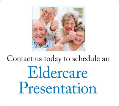 Eldercare Presentation
