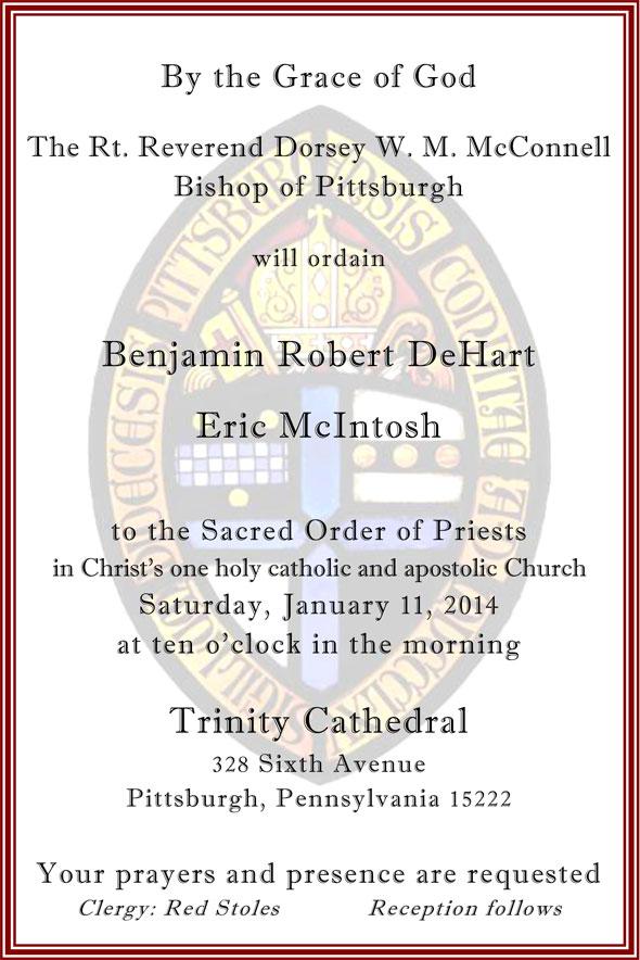 Bishop Consecration Invitation for amazing invitations sample