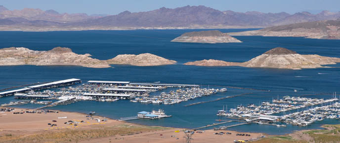 CBS Video of Lake Mead