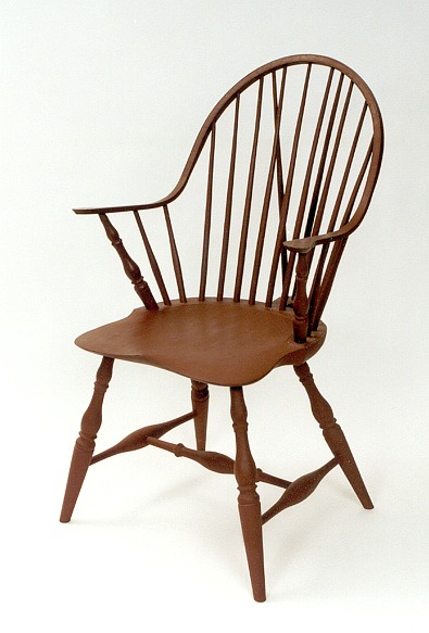 Continuous Arm Chair, Mike Dunbar, The Windsor Institute, 5-2015