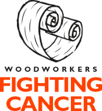 Woodworkers fighting cancer 2014 Logo