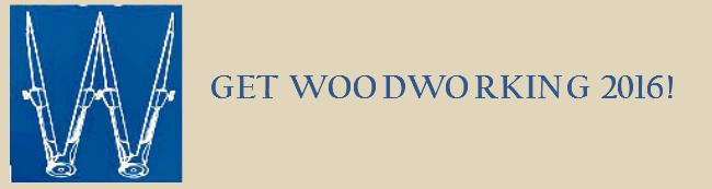 Retail 1-2016, Get Woodworking 2016 Logo.