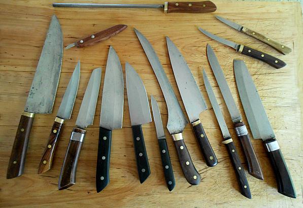 Linda's Kitchen Knives, 415AdvHndtls.