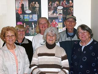 L/A Sr College class at the Lewiston Public Theatre