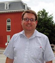 photo of Joshua Shea of Lewiston/Auburn