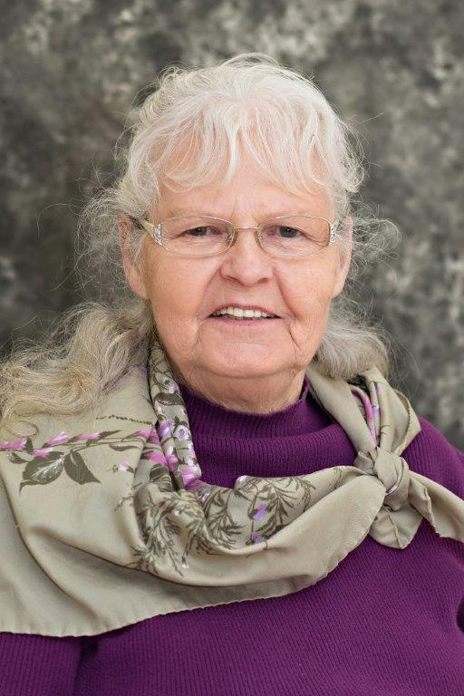 Photo of Rev. Catherine Sabine