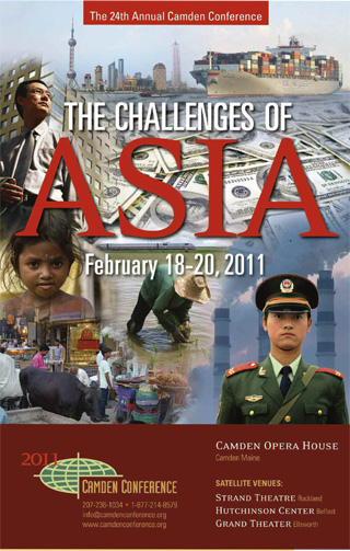 Poster for the Challenges of Asia Course