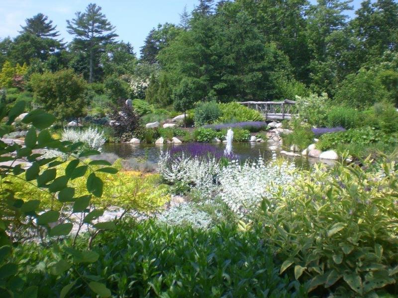 Coastal Maine Botantical Gardens
