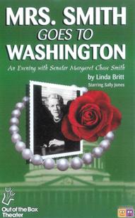 Mrs Smith Goest to Washington poster