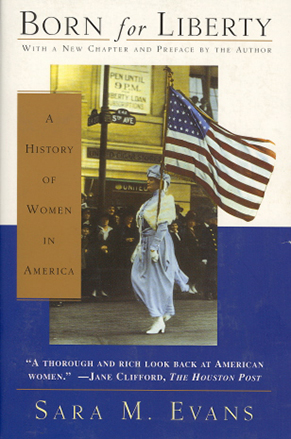 Photo of the book Born For Liberty