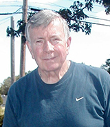Coastal Senior College instructor Tom McCarthy