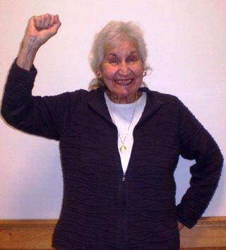 Barbara R from LA Senior College