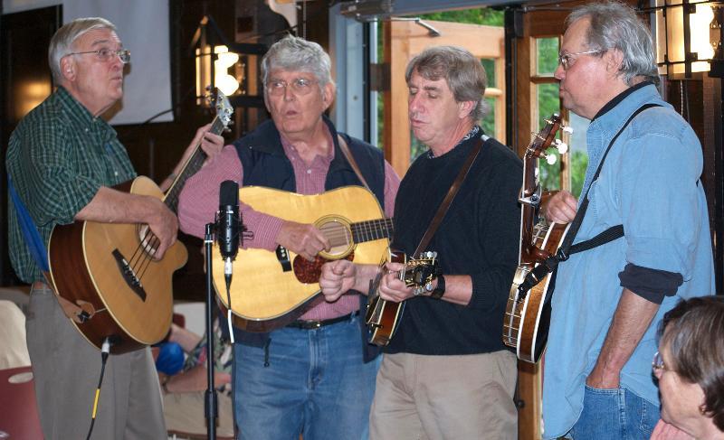 Dog Mountain Bluegrass Band