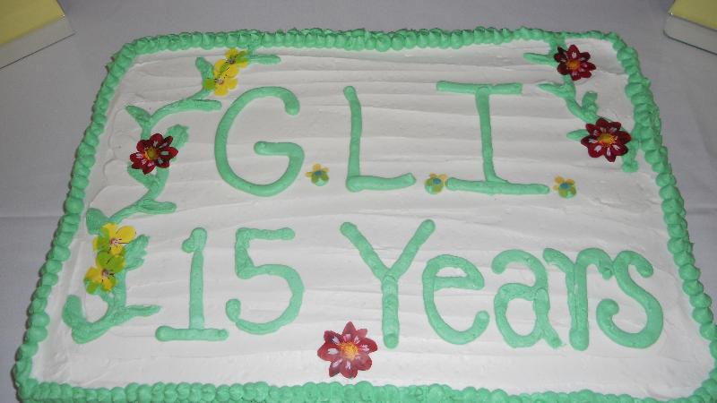 Gold LEAF Annual Meeting and Cake