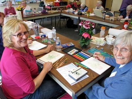 Ruth Bookey's Art Class