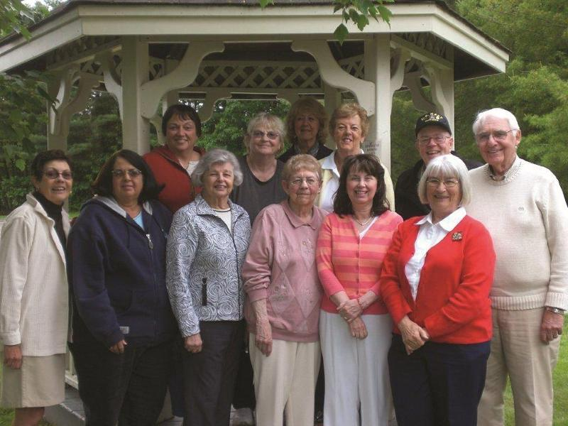 photo of 2012 Lewiston-Auburn Senior College board of directors