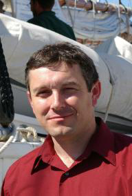 photo of author Colin Woodard