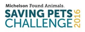 Saving Pets Challenge Logo