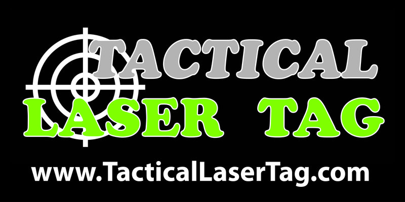 Tactical Laser Tag Logo