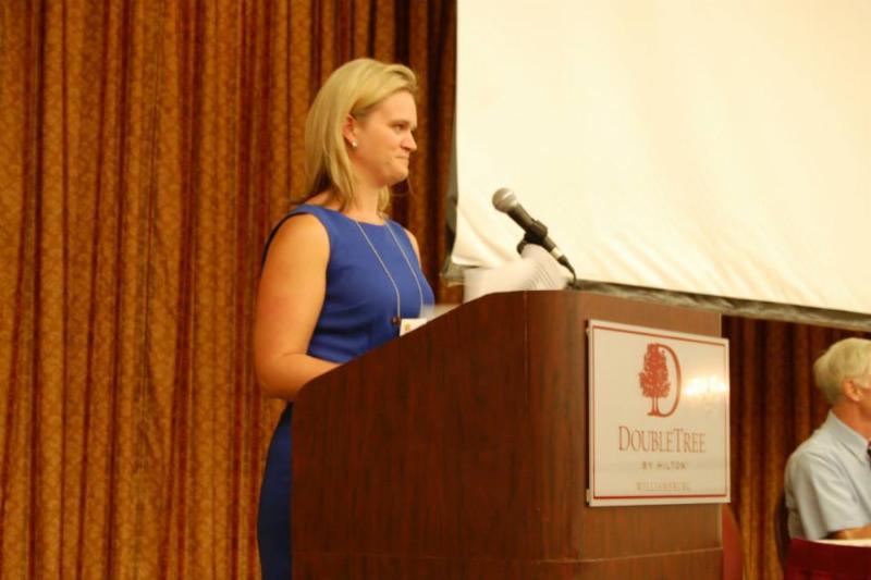 Katie Legg Speech