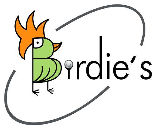 Birdies Rental Logo