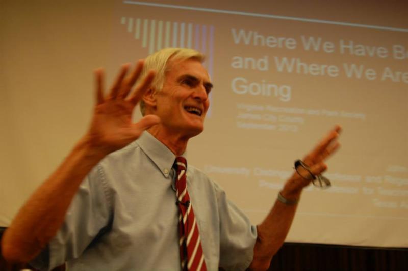 John Crompton Speech