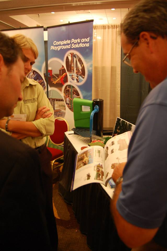 2013 Annual Conference Exhibit Hall