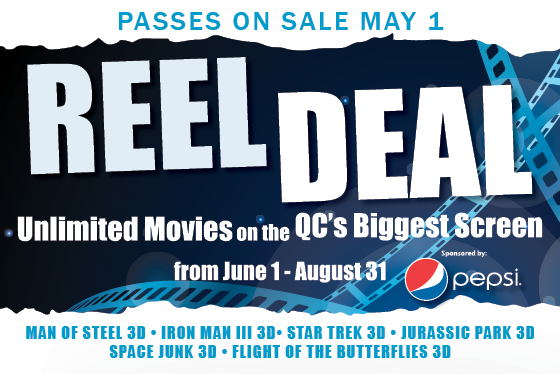 Reel Deal!