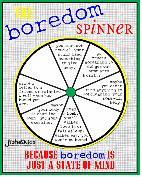 boredom spinner