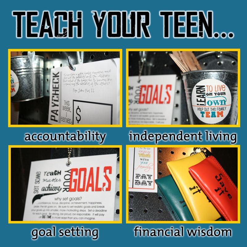 teach your teen