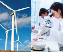 photo renewable energy and science