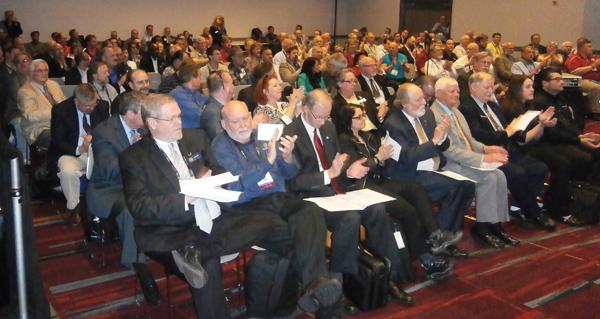 Membership Meeting 2015 NAB
