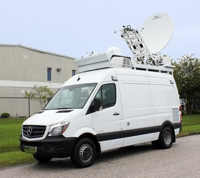 SNF Truck - Frontline Communications