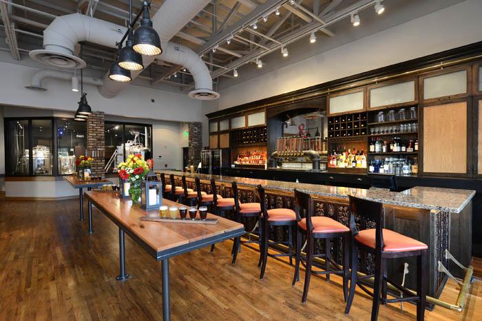 Schmidt design studio completes interior of cask
