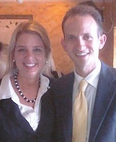 Richard with Pam Bondi