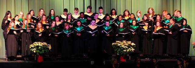choir christmas concert