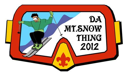 2012 Scout Ski Trip