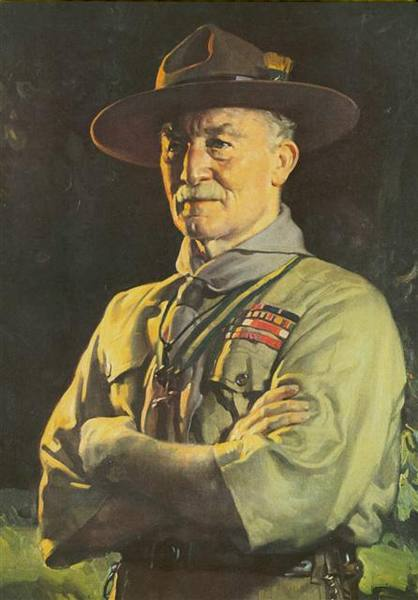 Baden Powell Painting
