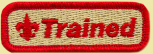 Trained Strip