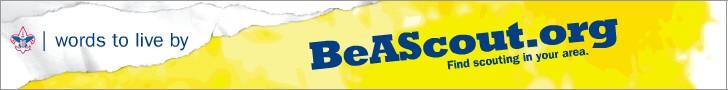 beascout.org banner