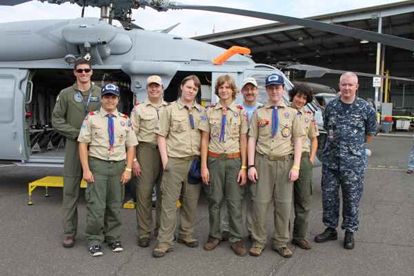 Sikorsky Scouts