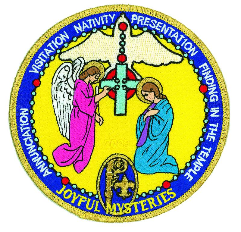 Rosary Patch