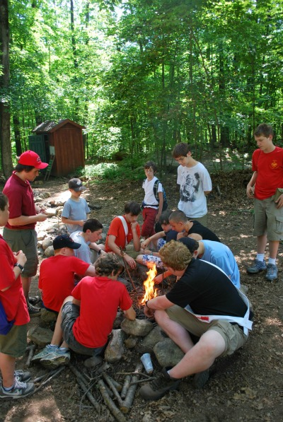 Sequassen Campfire